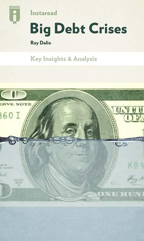 """Book Cover for """"Big Debt Crises"""""""