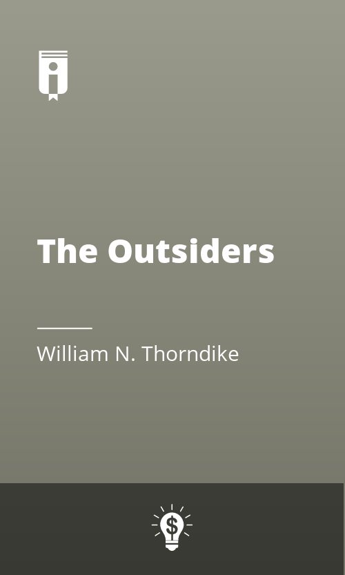 """Book Cover for """"The Outsiders"""""""