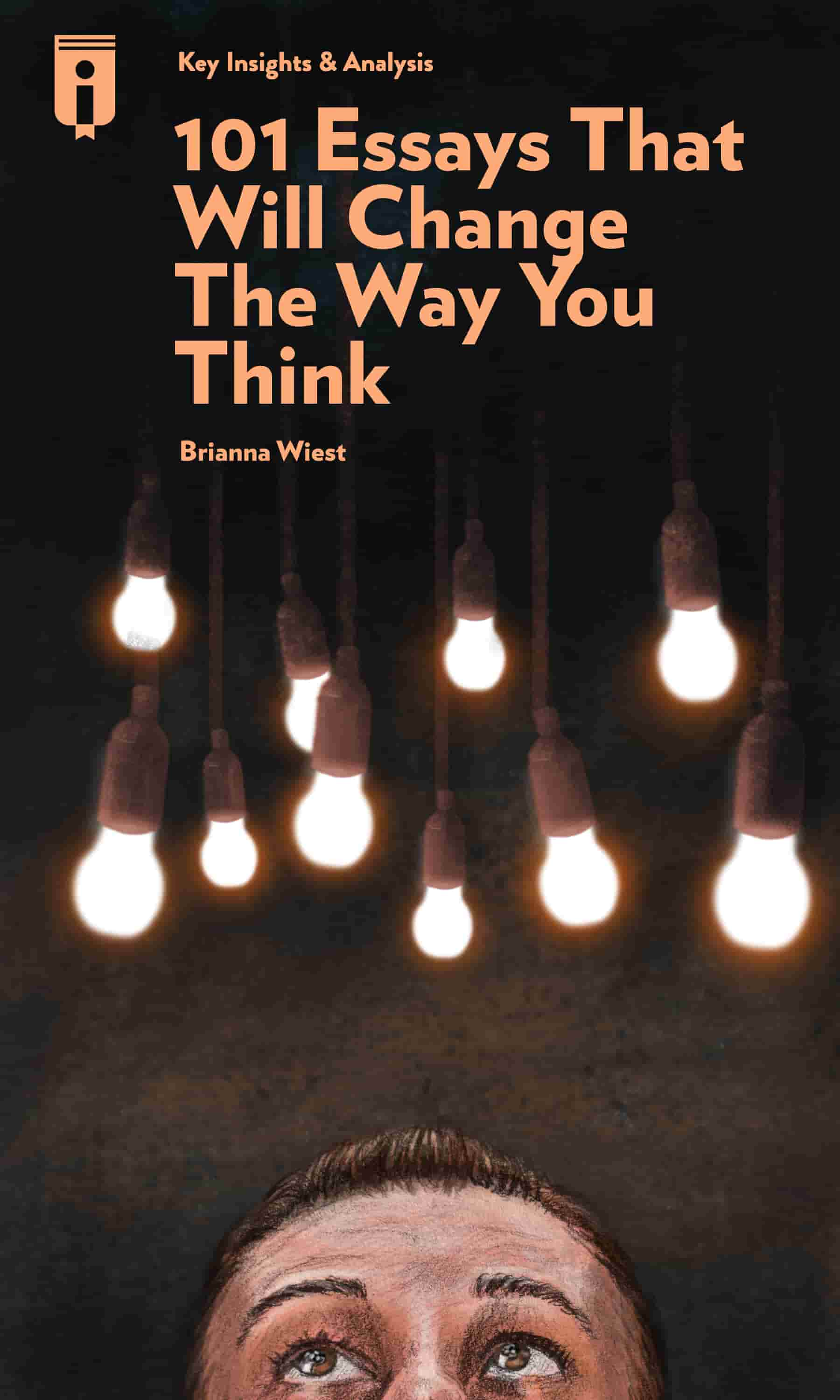 """Book Cover for """"101 Essays That Will Change The Way You Think"""""""