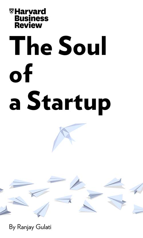 "Book Cover for ""The Soul of a Startup"""