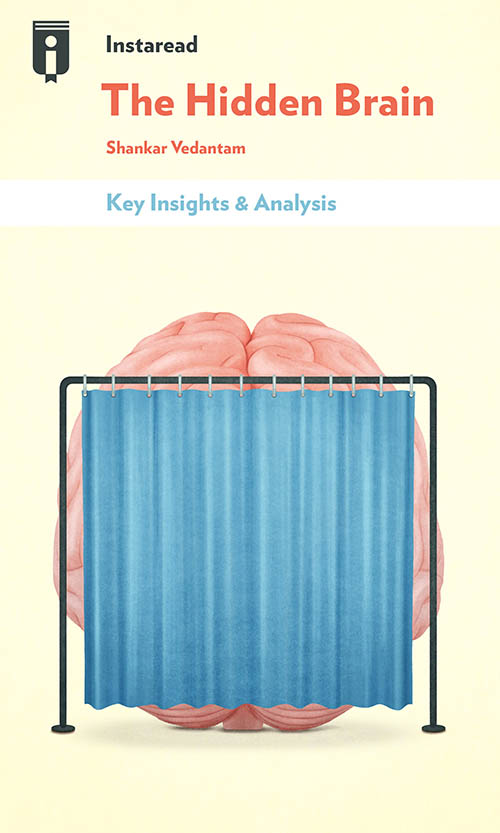 """Book Cover for """"The Hidden Brain"""""""