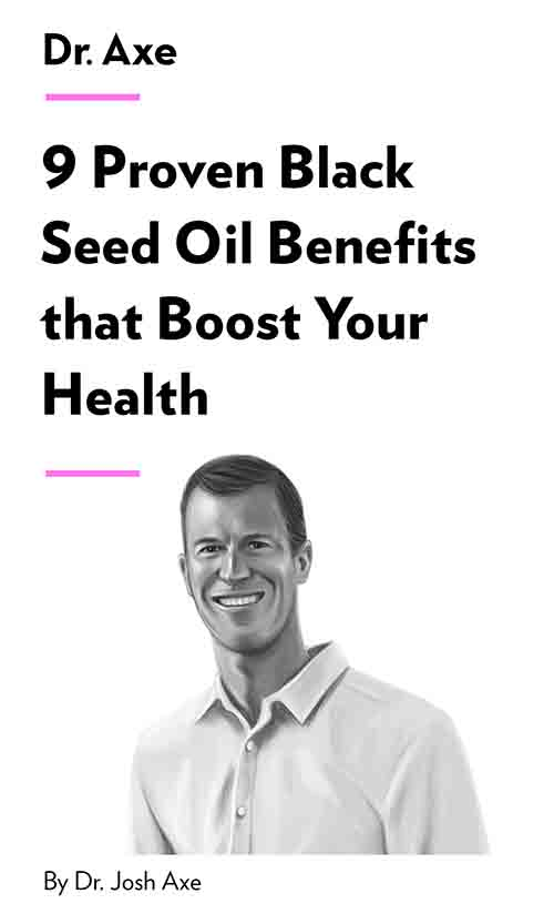 "Book Cover for ""9 Proven Black Seed Oil Benefits that Boost Your Health"""