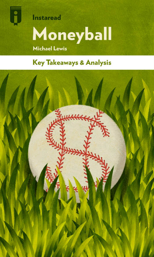 "Book Cover for ""Moneyball"""