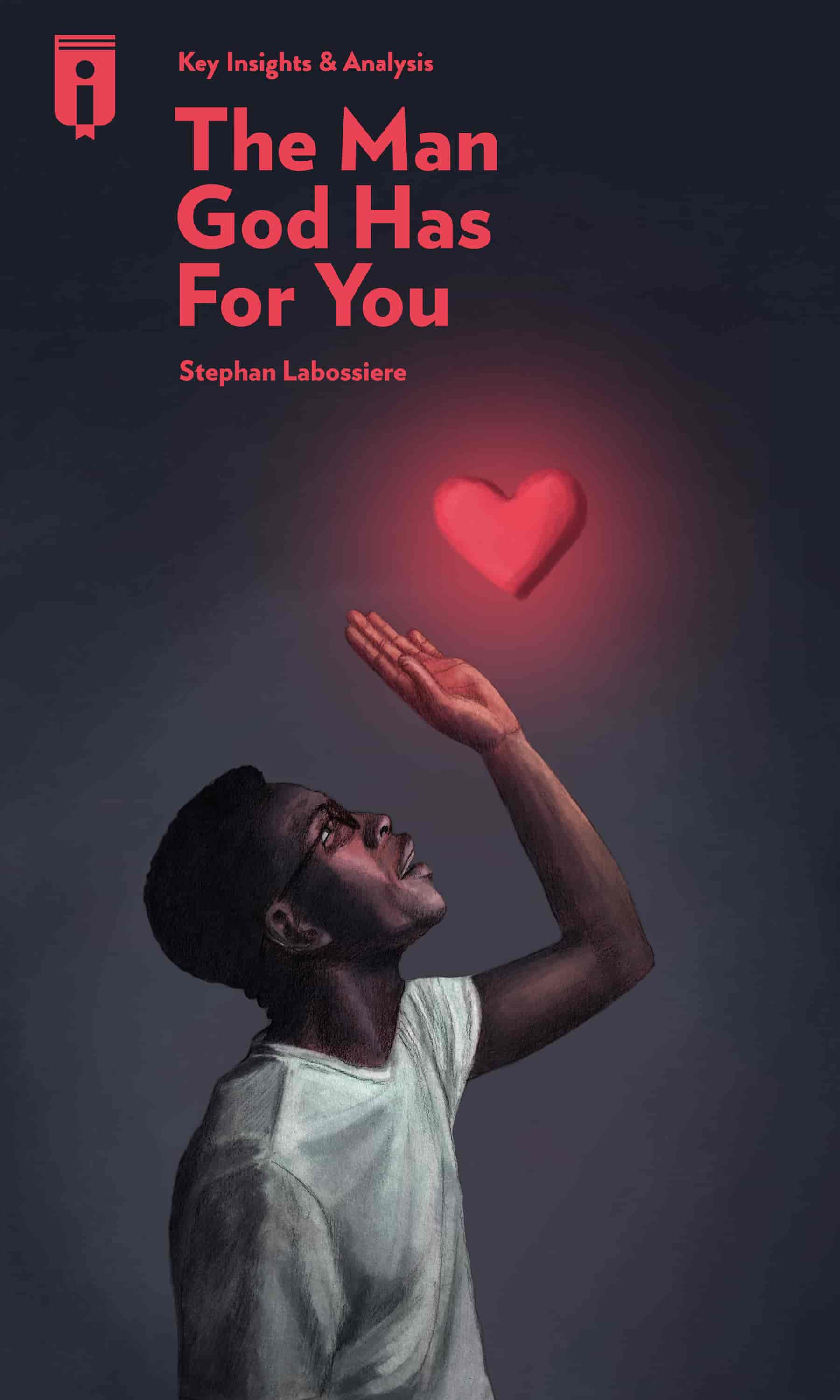 "Book Cover for ""The Man God Has For You"""