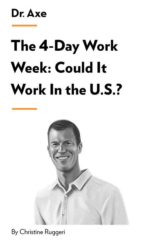 "Book Cover for ""The 4-Day Work Week: Could It Work In the U.S.?"""