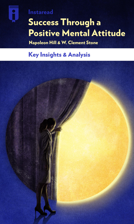 """Book Cover for """"Success Through a Positive Mental Attitude"""""""