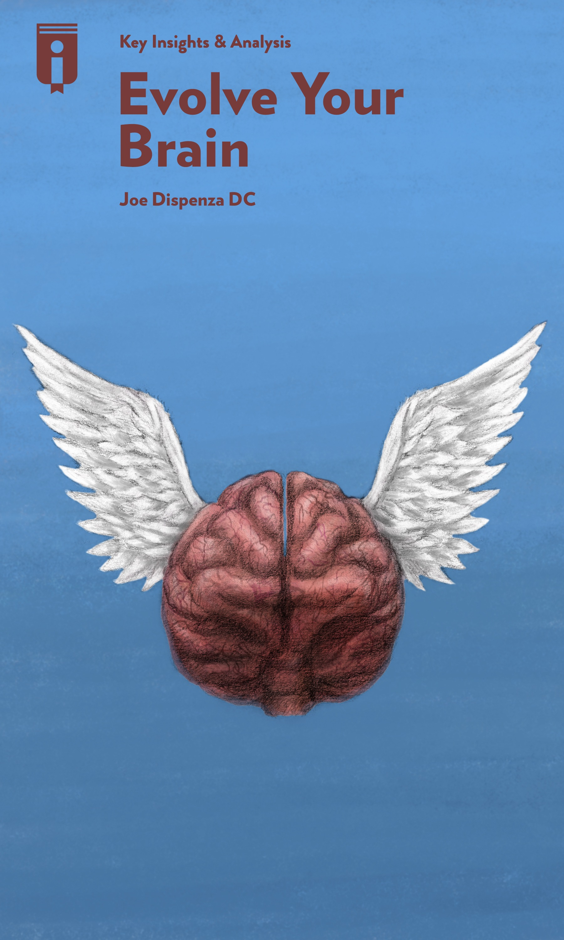 """Book Cover for """"Evolve Your Brain"""""""