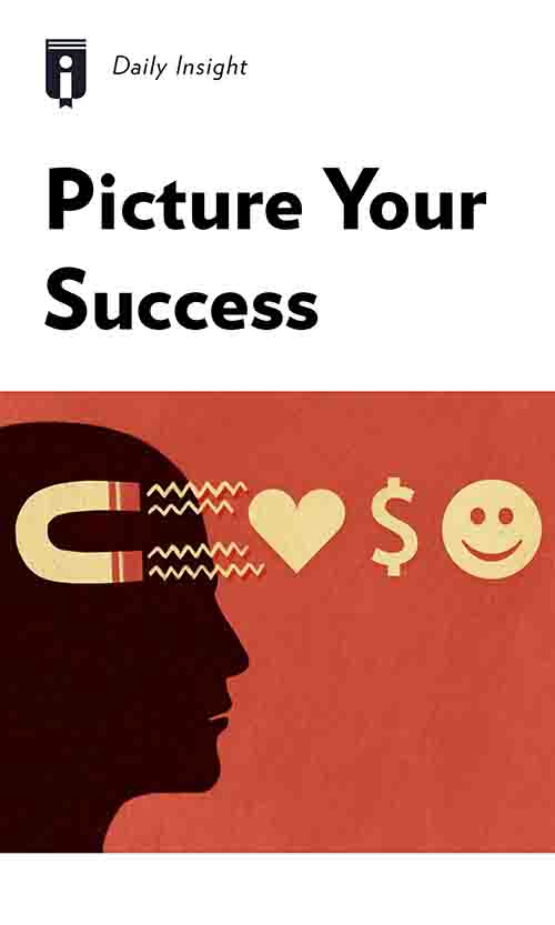 "Book Cover for ""Picture Your Success"""
