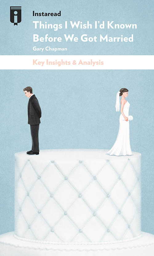 """Book Cover for """"Things I Wish I'd Known Before We Got Married"""""""