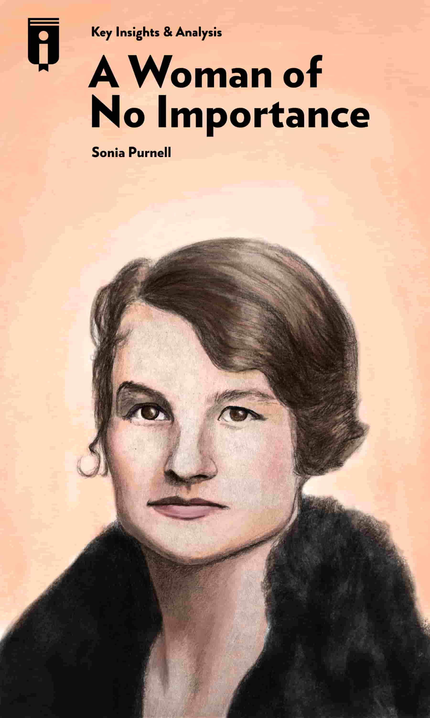 "Book Cover for ""A Woman of No Importance: The Untold Story of the American Spy Who Helped Win World War II"""