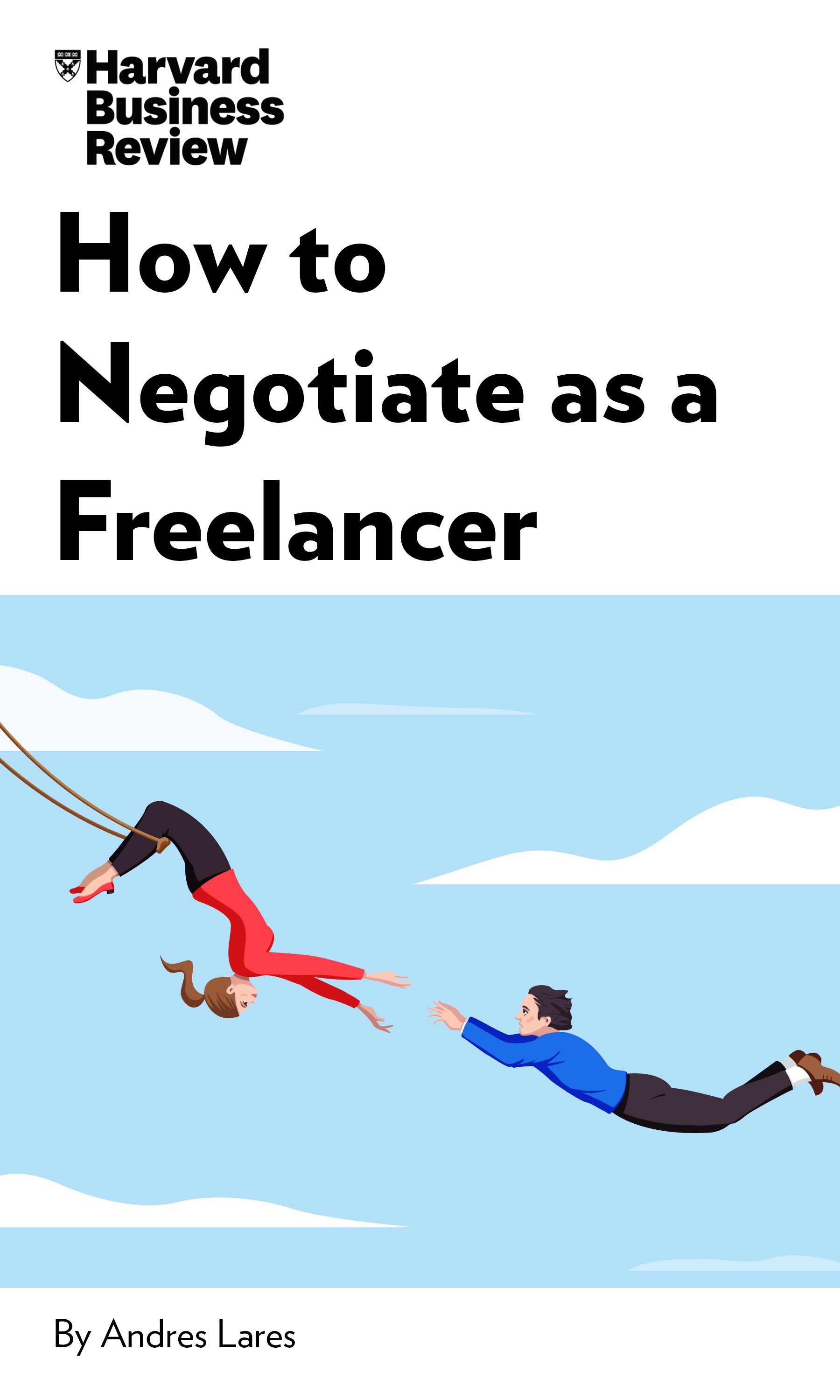 "Book Cover for ""How to Negotiate as a Freelancer"""