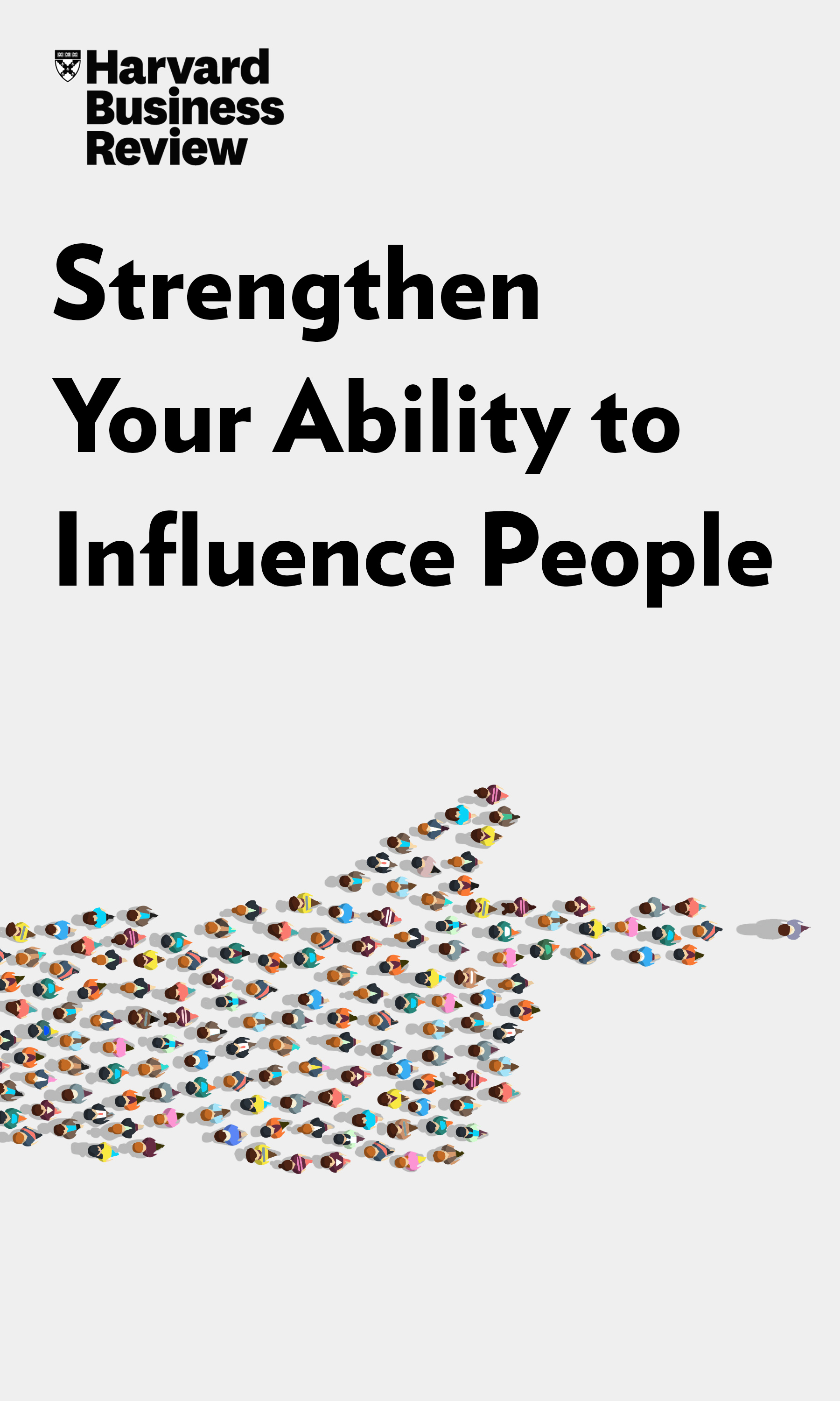 "Book Cover for ""Strengthen Your Ability to Influence People"""