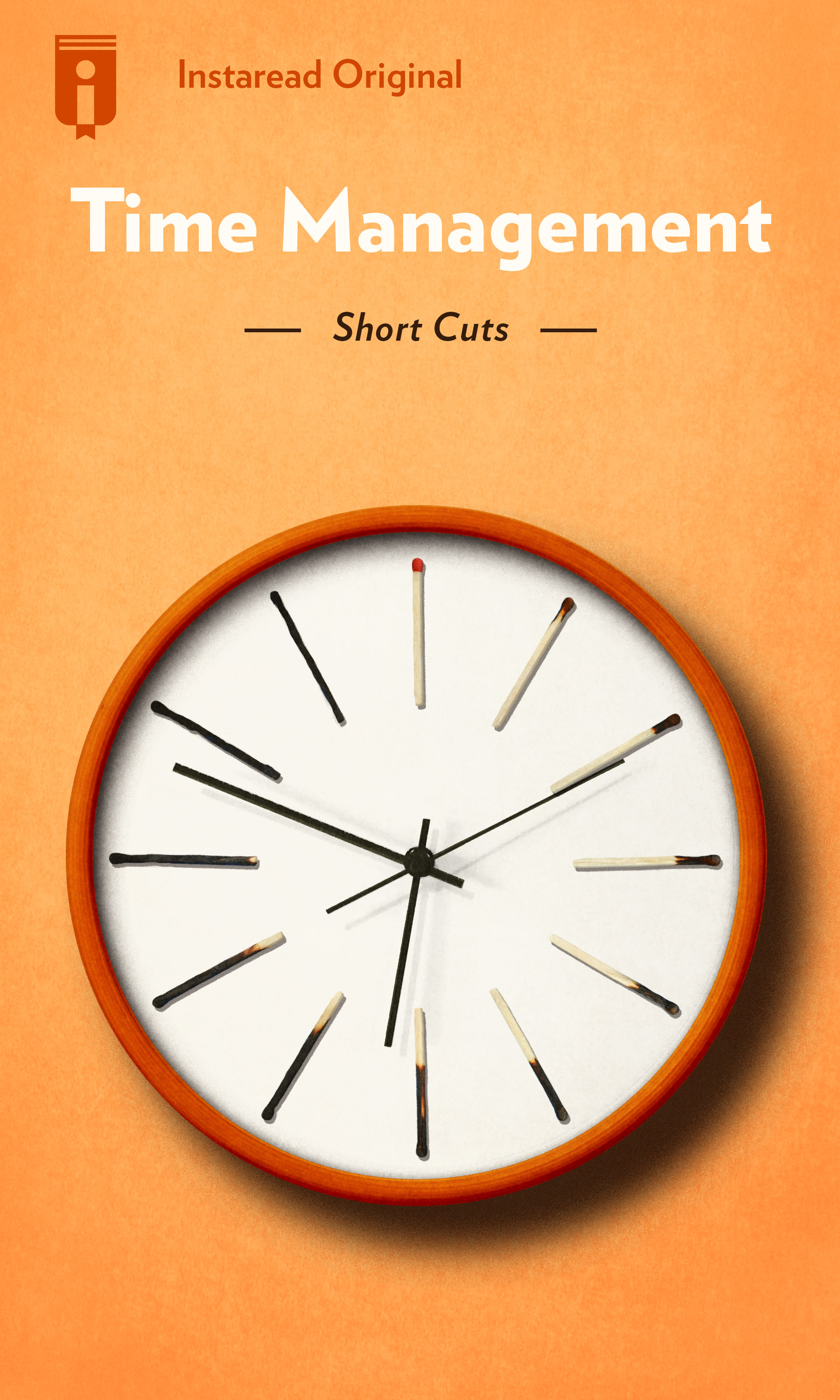 "Book Cover for ""Time Management"""