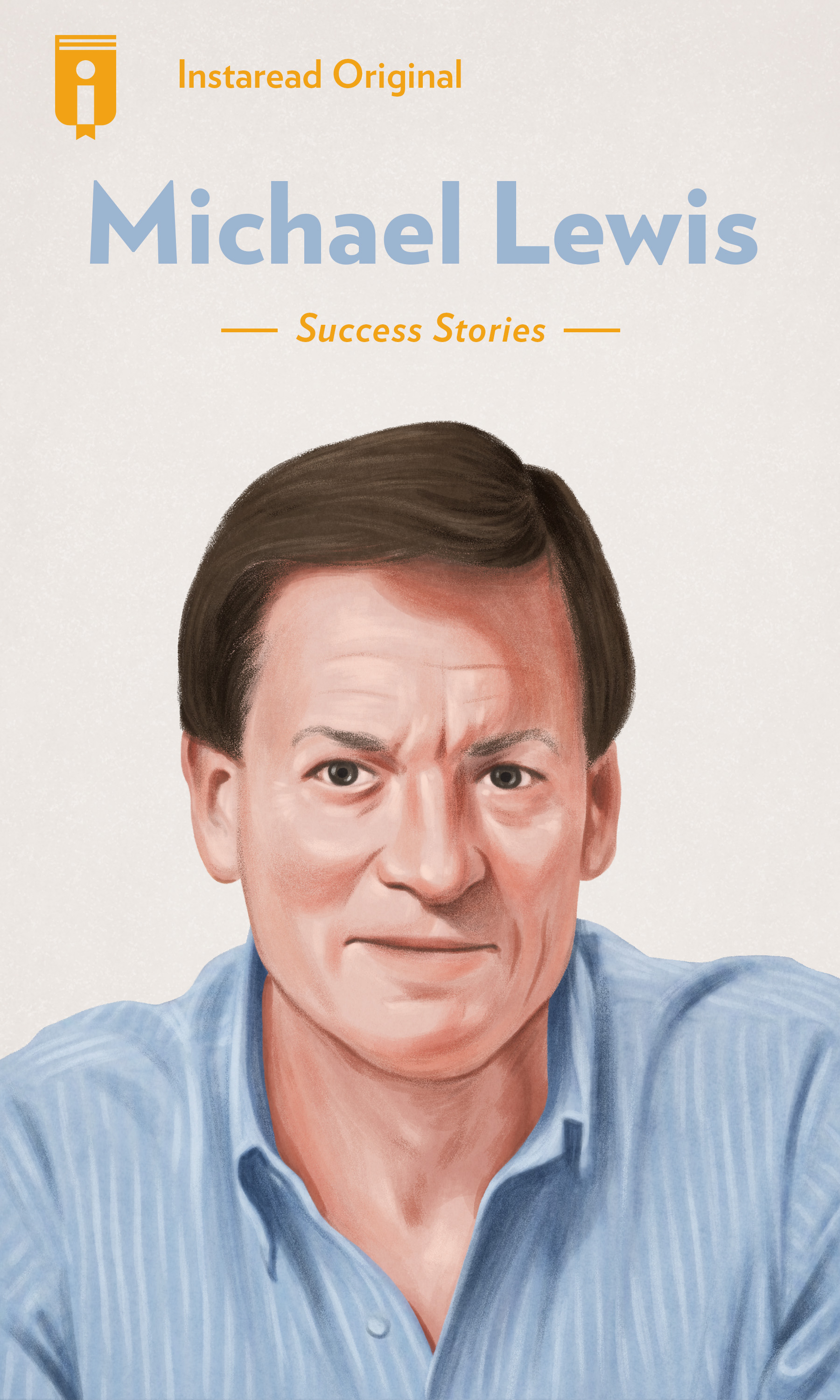 "Book Cover for ""Michael Lewis"""