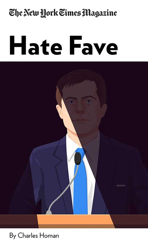 "Book Cover for ""Hate Fave"""