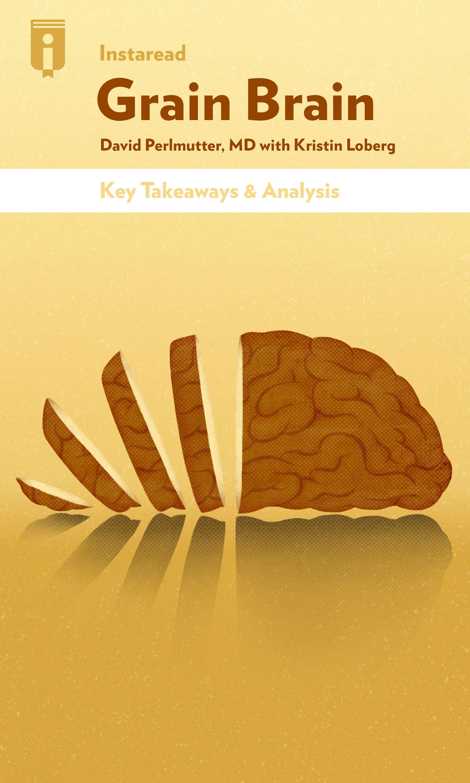"""Book Cover for """"Grain Brain"""""""
