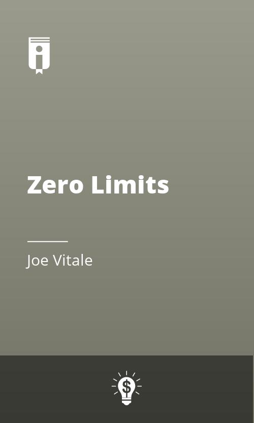 """Book Cover for """"Zero Limits"""""""