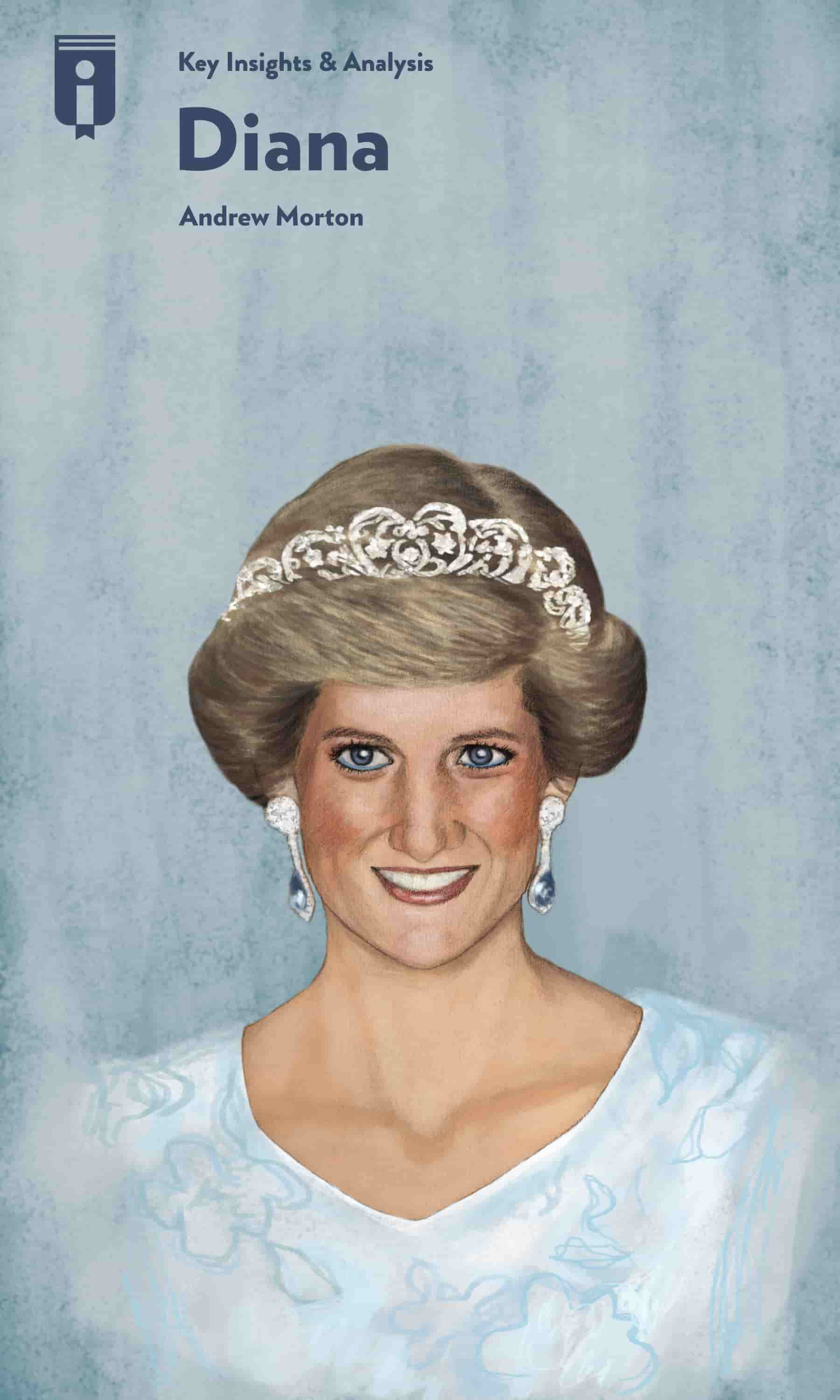 "Book Cover for ""Diana: Her True Story-In Her Own Words"""