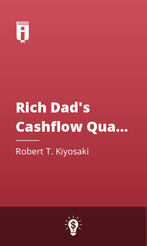 "Book Cover for ""Rich Dad"