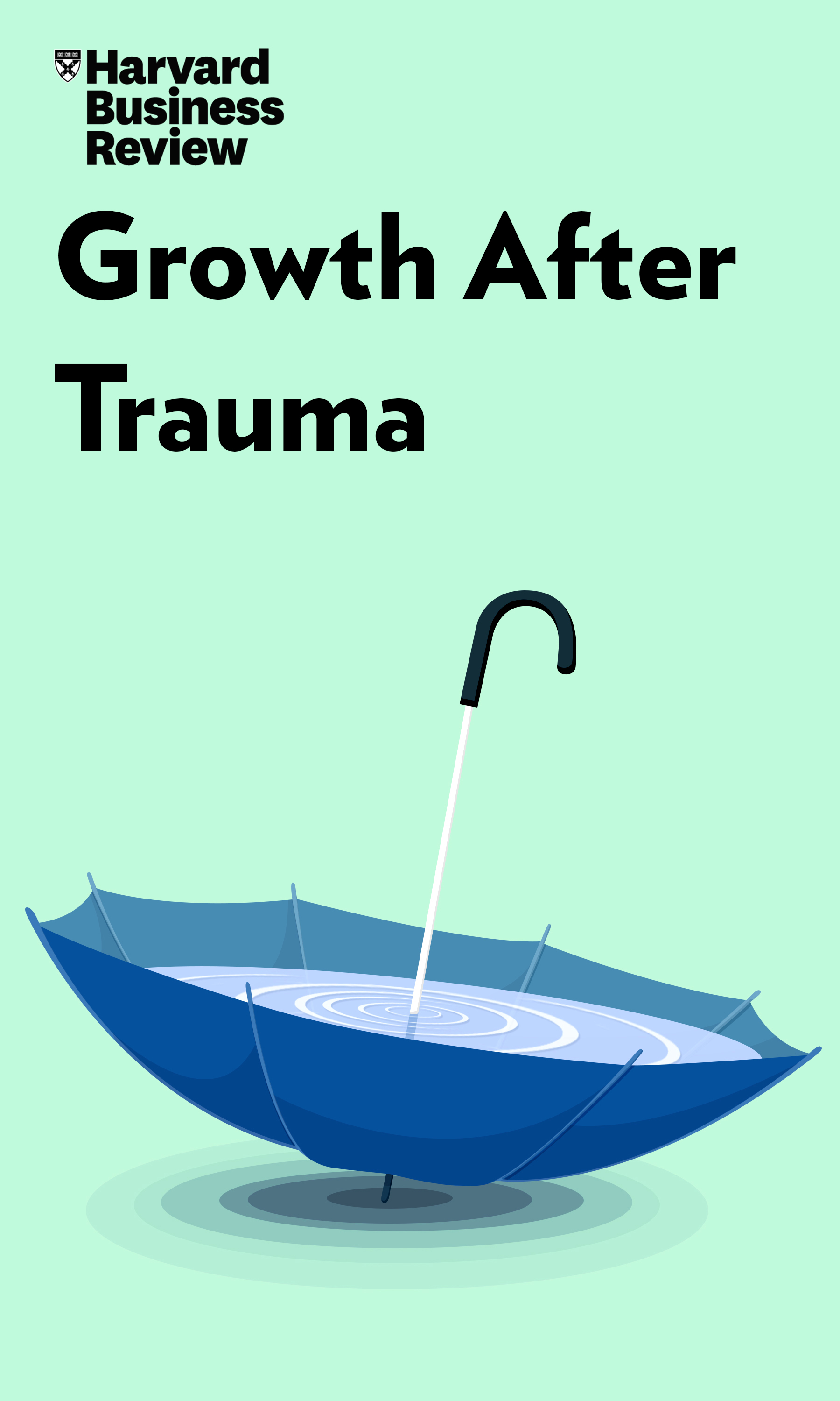 "Book Cover for ""Growth After Trauma"""