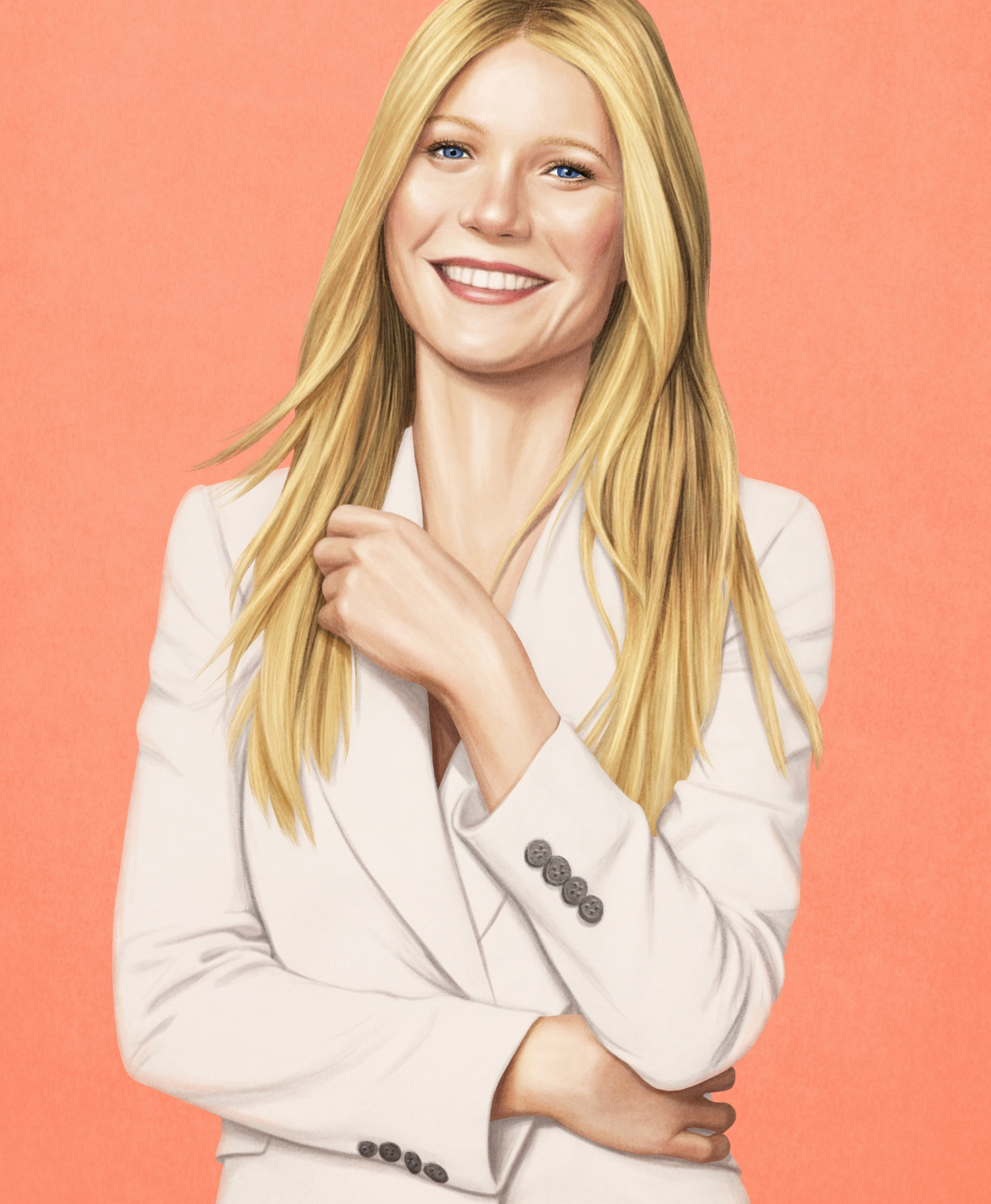 """Book Cover for """"Gwyneth Paltrow"""""""