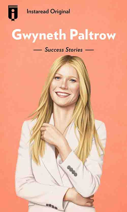 "Book Cover for ""Gwyneth Paltrow"""
