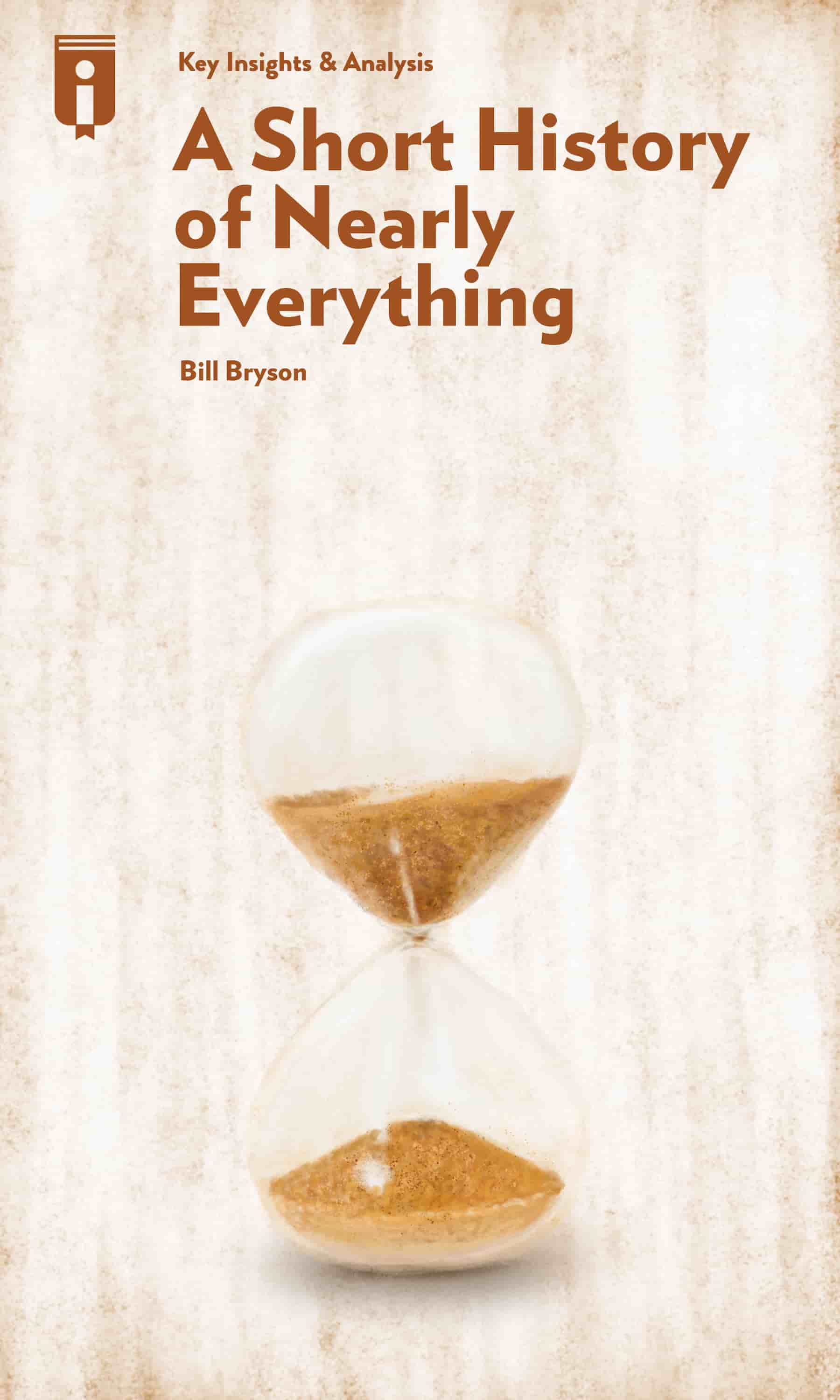 "Book Cover for ""A Short History of Nearly Everything"""