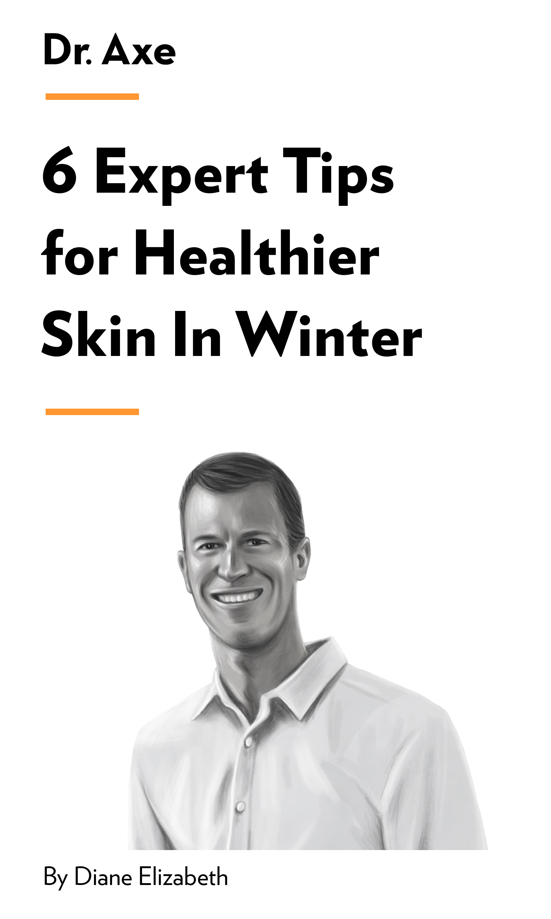"""Book Cover for """"6 Expert Tips for Healthier Skin In Winter"""""""