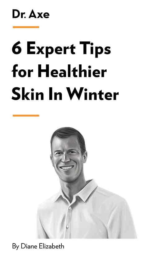 "Book Cover for ""6 Expert Tips for Healthier Skin In Winter"""