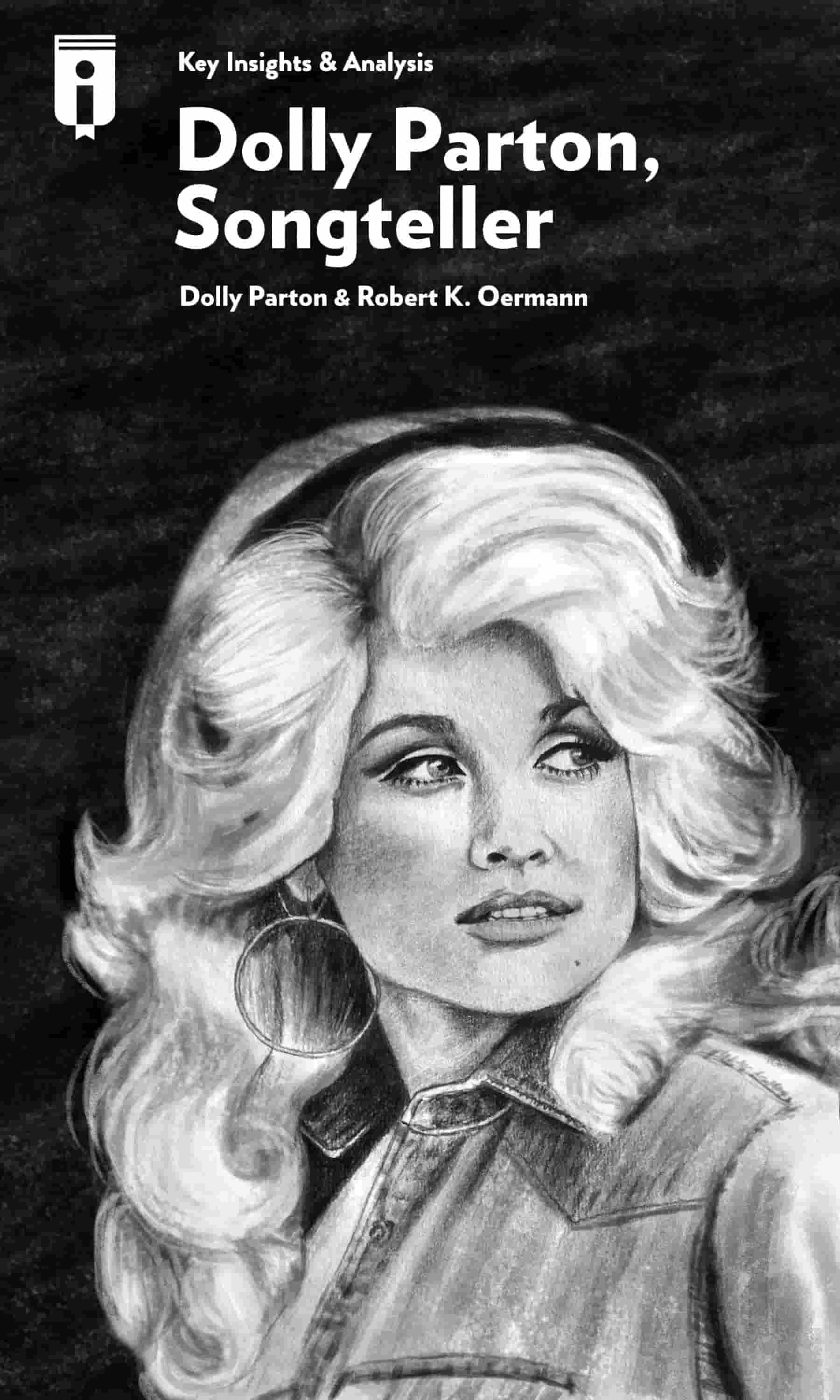"Book Cover for ""Dolly Parton, Songteller: My Life in Lyrics"""