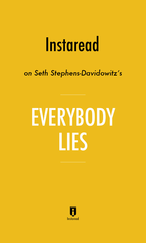 "Book Cover for ""Everybody Lies"""