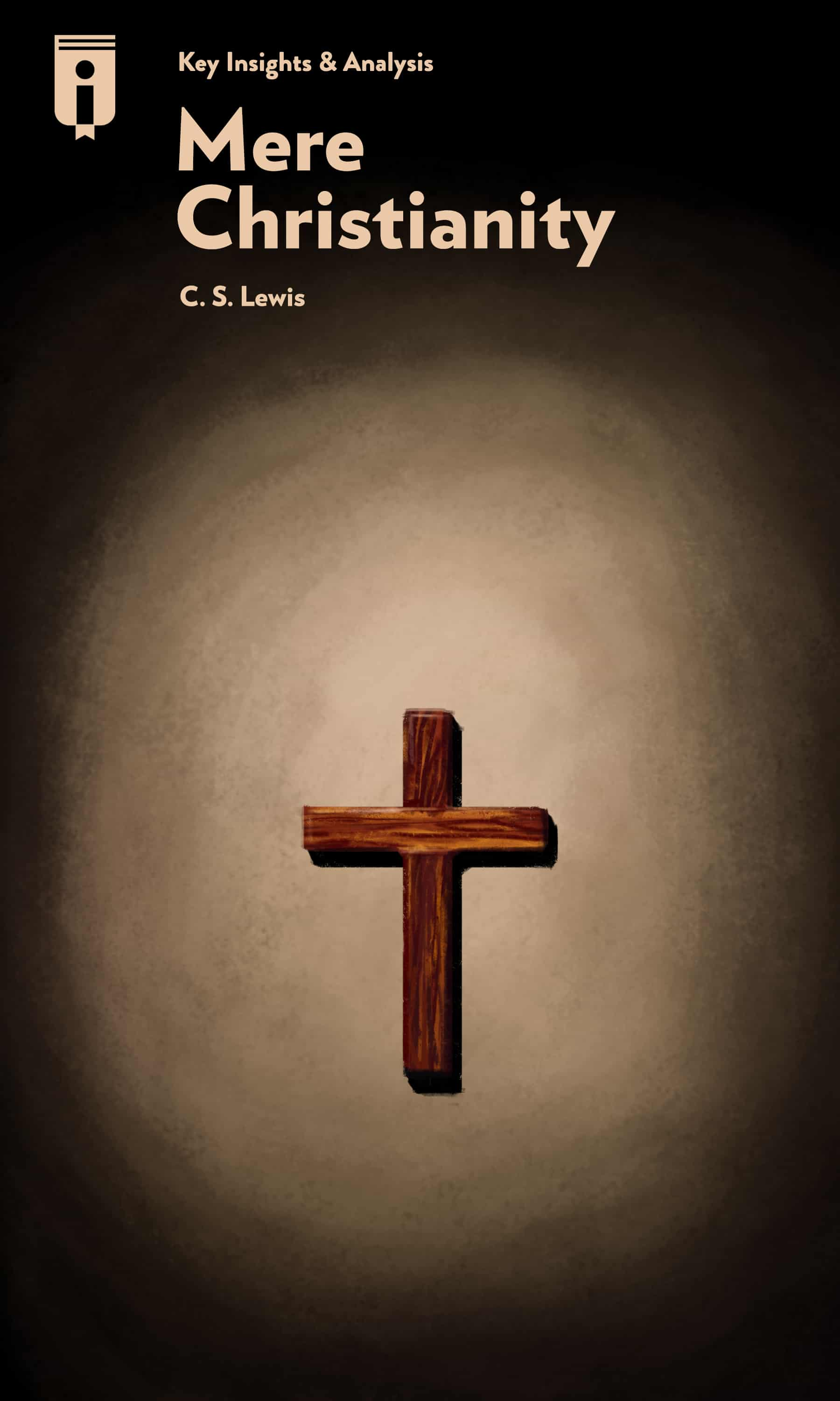 """Book Cover for """"Mere Christianity"""""""