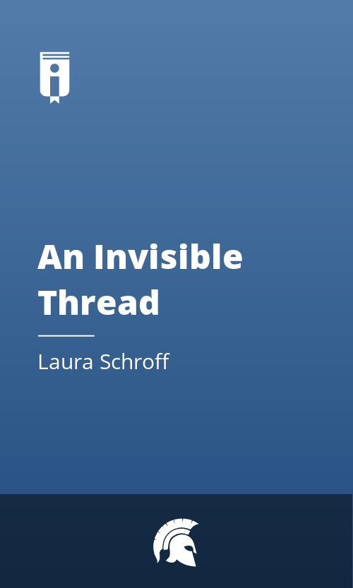"""Book Cover for """"An Invisible Thread"""""""