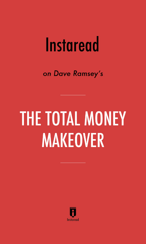 "Book Cover for ""The Total Money Makeover"""