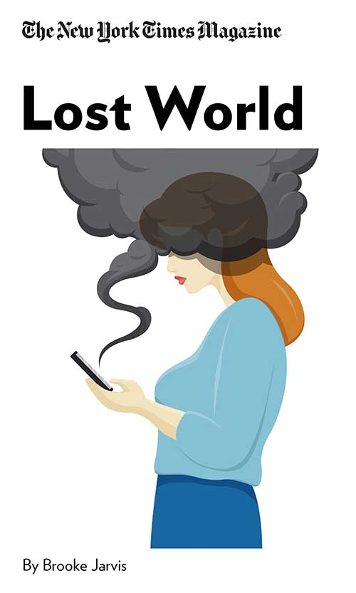 "Book Cover for ""Lost World"""
