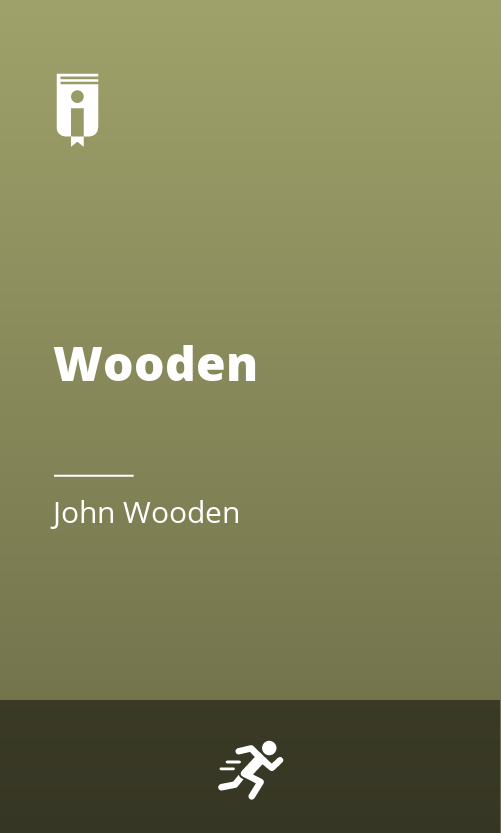 """Book Cover for """"Wooden"""""""