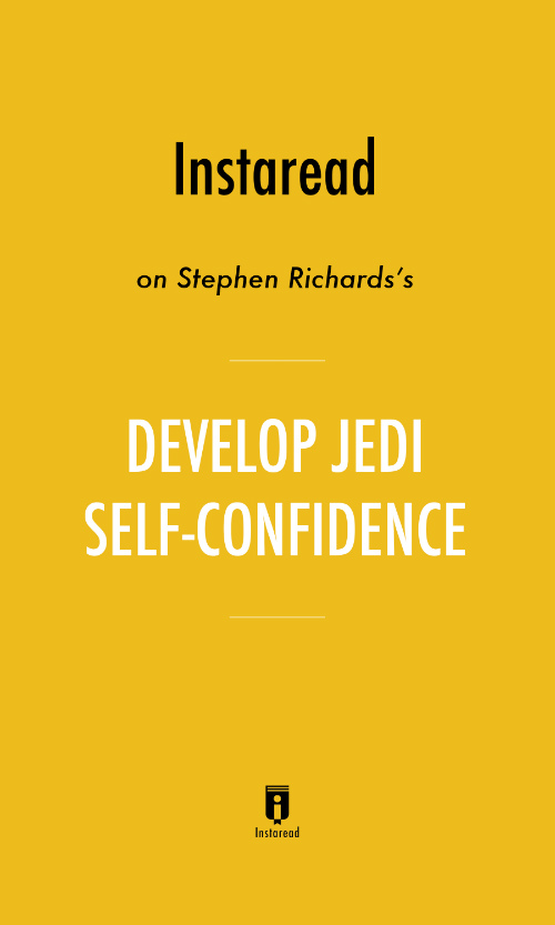 "Book Cover for ""Develop Jedi Self-Confidence"""