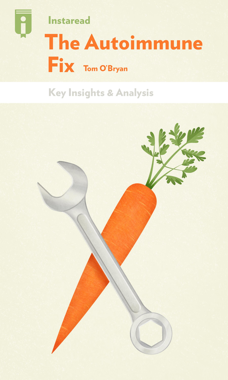 "Book Cover for ""The Autoimmune Fix"""