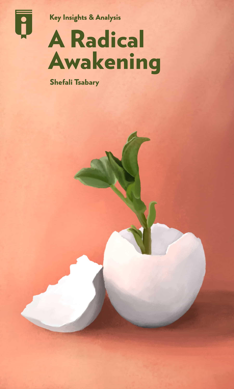 "Book Cover for ""A Radical Awakening"""