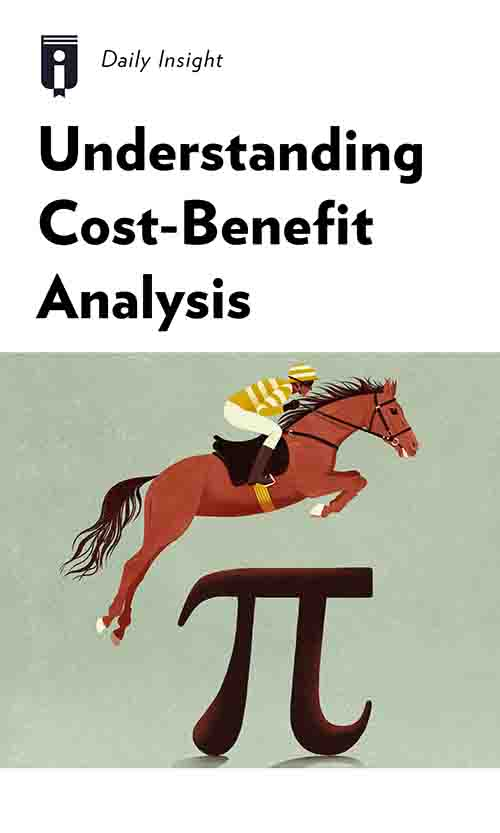 "Book Cover for ""Understanding Cost-Benefit Analysis """