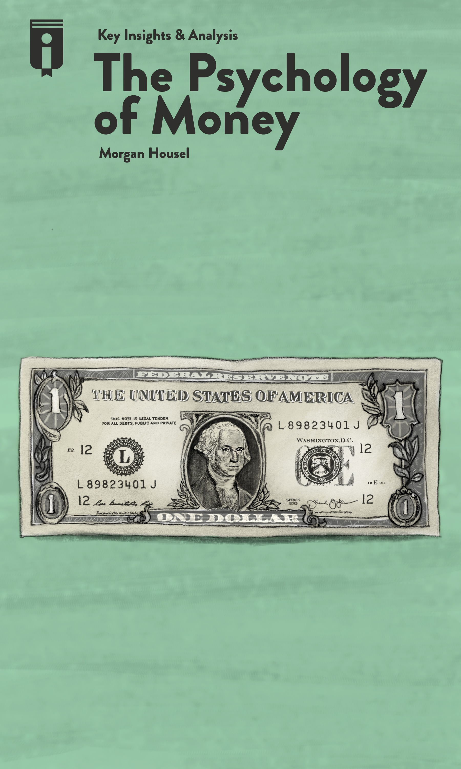 "Book Cover for ""The Psychology of Money"""