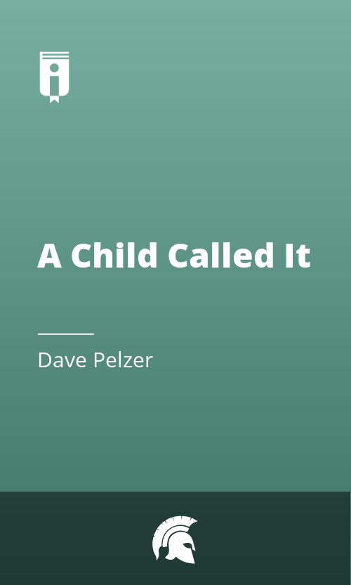 """Book Cover for """"A Child Called It"""""""