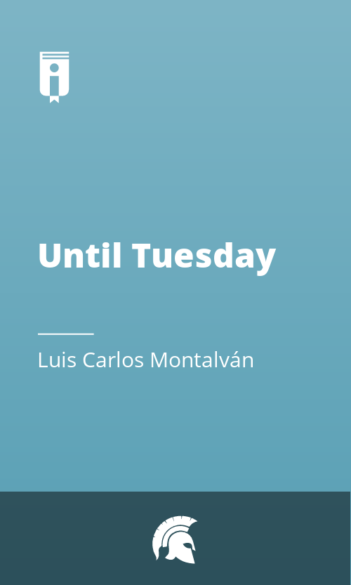 """Book Cover for """"Until Tuesday"""""""