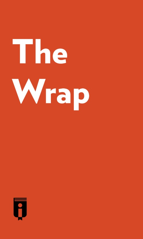 """Book Cover for """"The Wrap"""""""