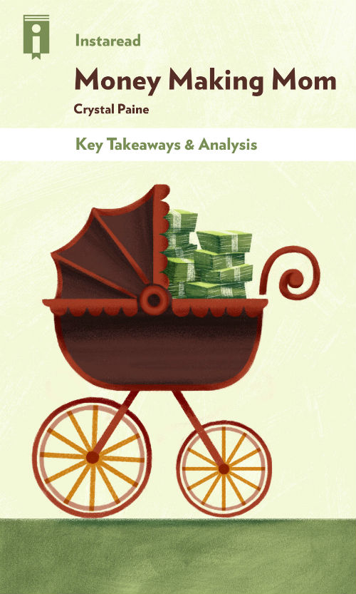 "Book Cover for ""Money Making Mom"""