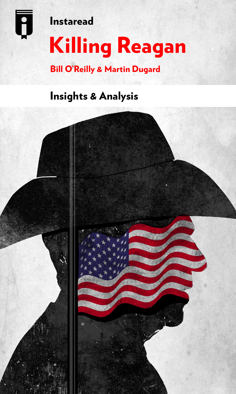 "Book Cover for ""Killing Reagan"""