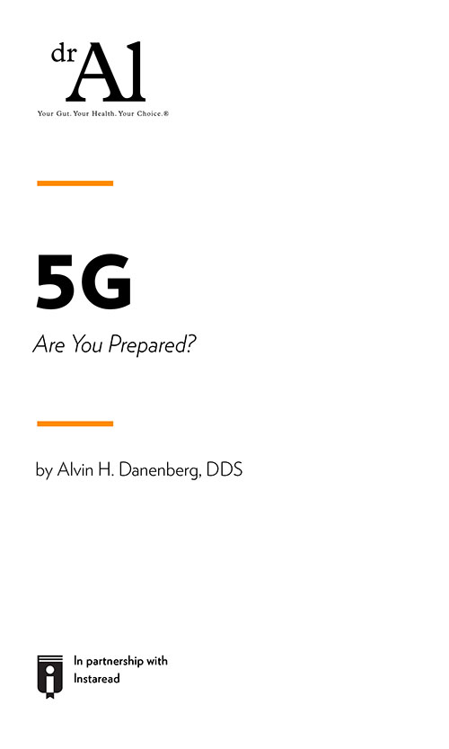 "Book Cover for ""5-G : Are You Prepared?"""