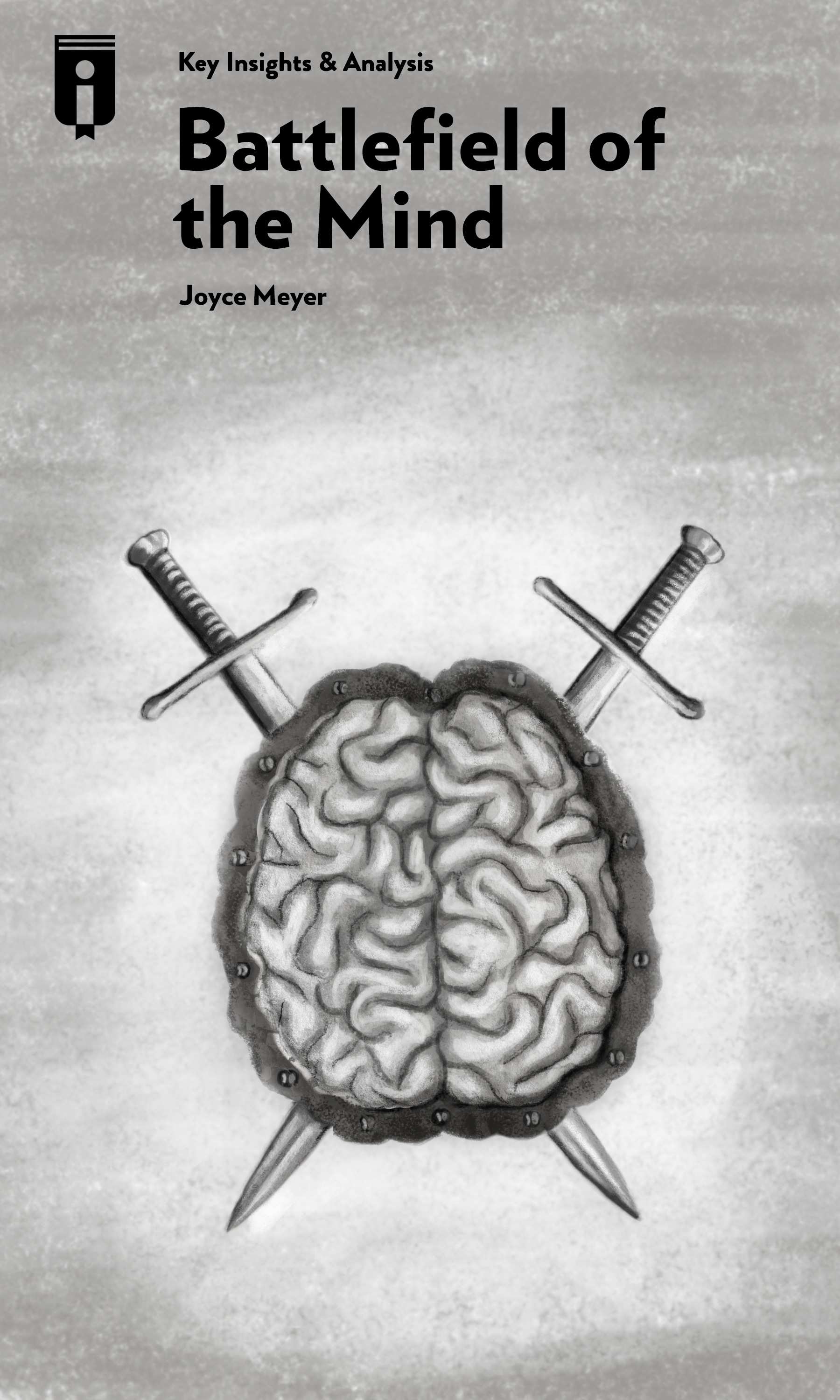 """Book Cover for """"Battlefield of the Mind"""""""