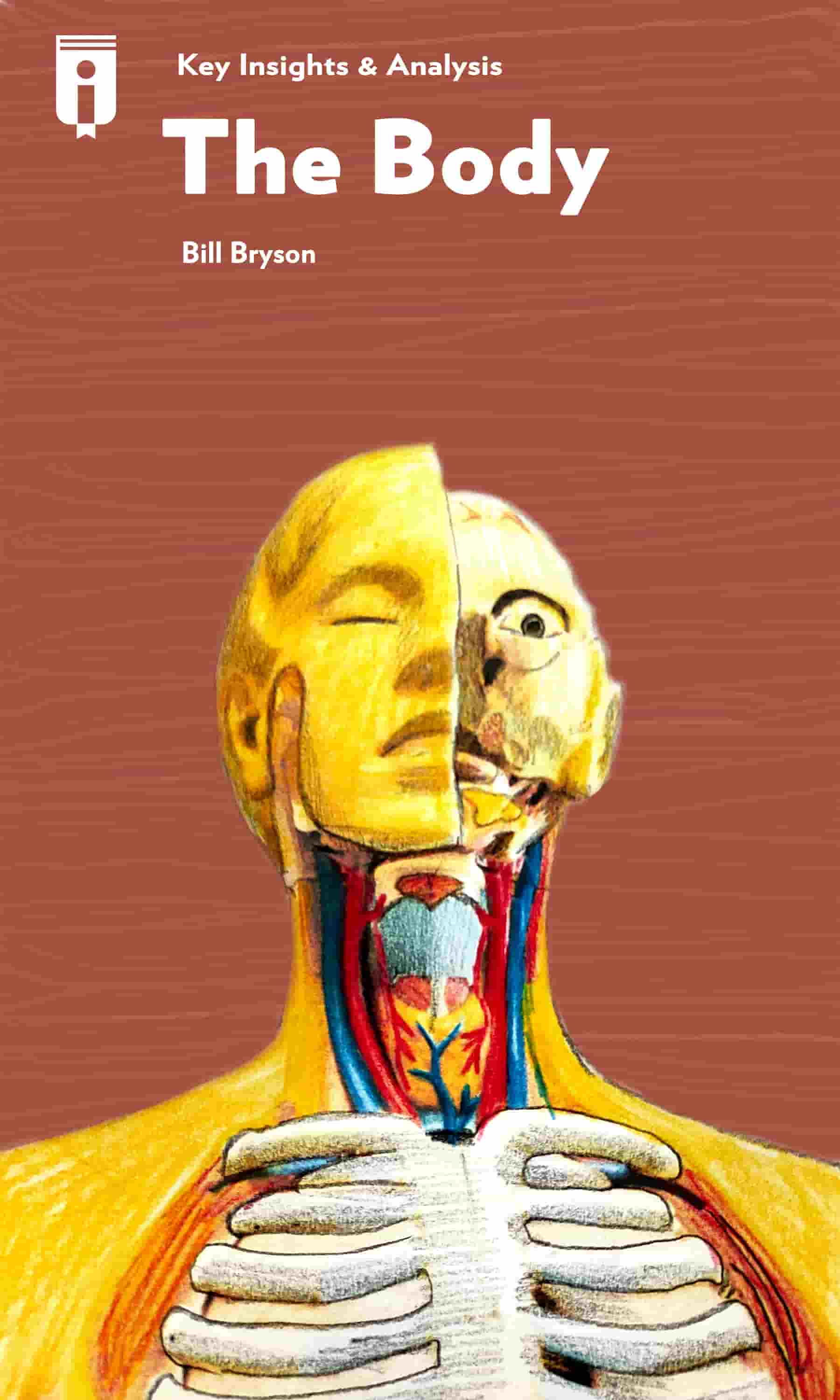 "Book Cover for ""The Body"""