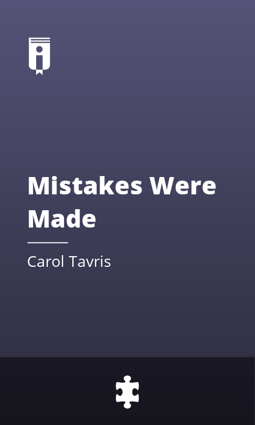 """Book Cover for """"Mistakes Were Made"""""""